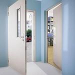 Стальная защитная дверь E55-1/E55-2