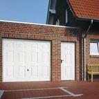 Боковые двери гаражей